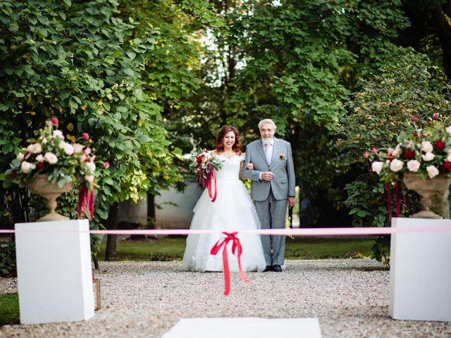 Il matrimonio di Mara e Alice a Rovellasca, Como 33