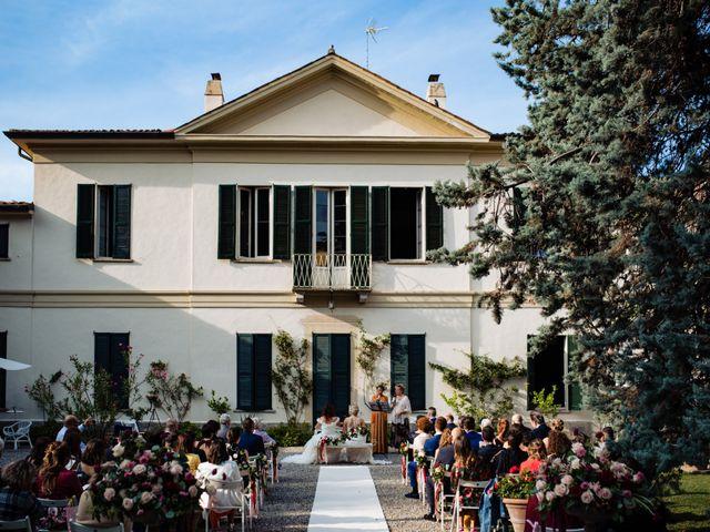 Il matrimonio di Mara e Alice a Rovellasca, Como 36
