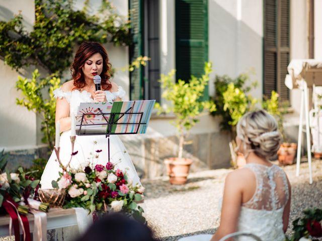 Il matrimonio di Mara e Alice a Rovellasca, Como 41