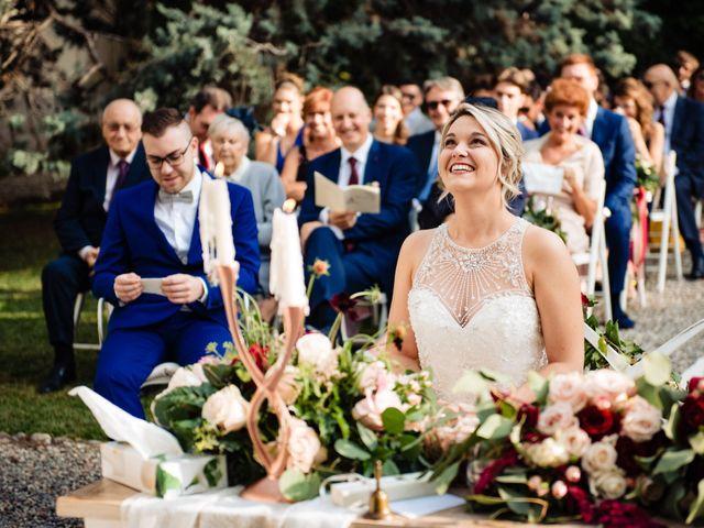Il matrimonio di Mara e Alice a Rovellasca, Como 42