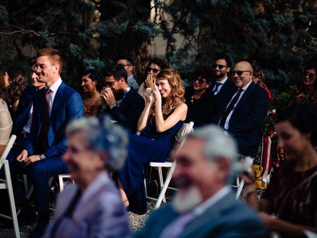 Il matrimonio di Mara e Alice a Rovellasca, Como 43