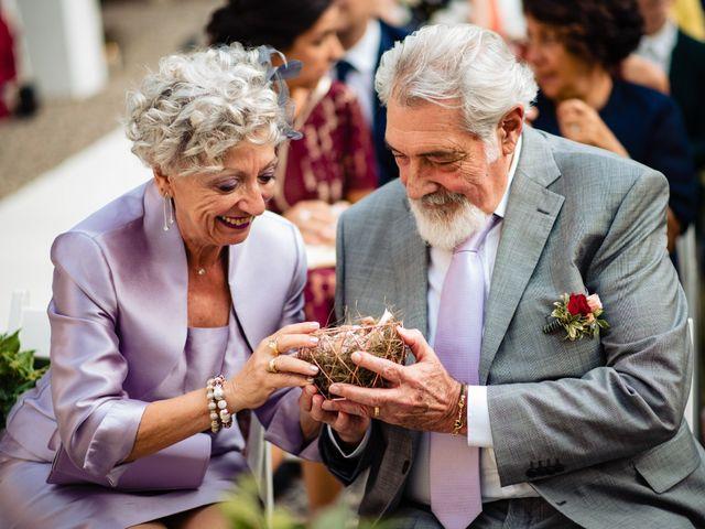 Il matrimonio di Mara e Alice a Rovellasca, Como 45