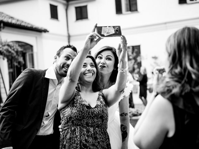 Il matrimonio di Mara e Alice a Rovellasca, Como 53