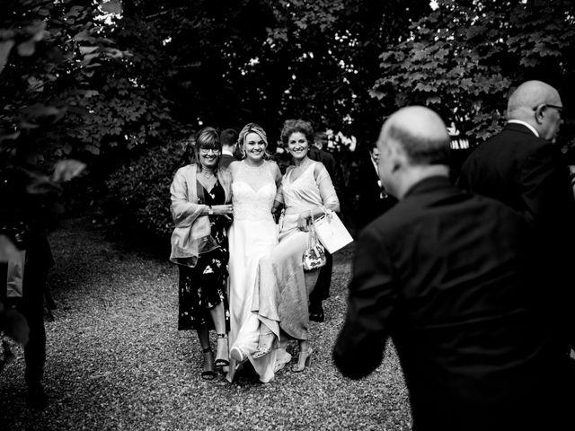 Il matrimonio di Mara e Alice a Rovellasca, Como 54