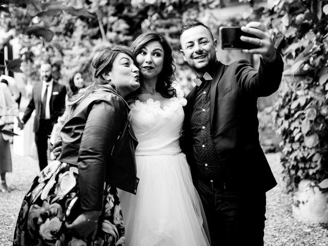 Il matrimonio di Mara e Alice a Rovellasca, Como 55