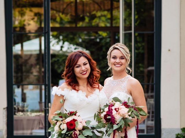 Il matrimonio di Mara e Alice a Rovellasca, Como 4