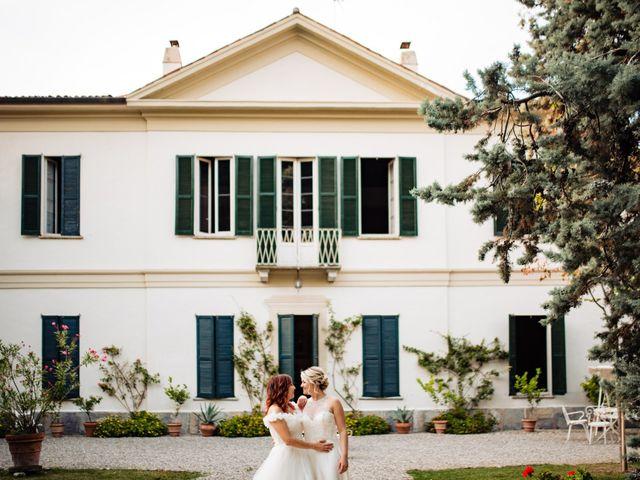 Il matrimonio di Mara e Alice a Rovellasca, Como 2