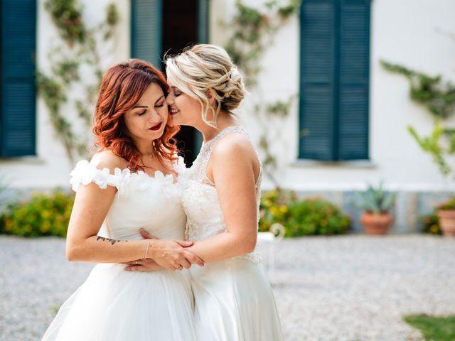 Il matrimonio di Mara e Alice a Rovellasca, Como 5