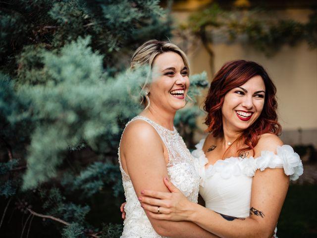 Il matrimonio di Mara e Alice a Rovellasca, Como 7