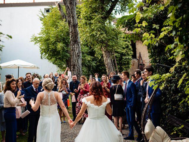 Il matrimonio di Mara e Alice a Rovellasca, Como 58
