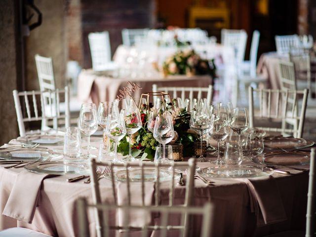 Il matrimonio di Mara e Alice a Rovellasca, Como 61