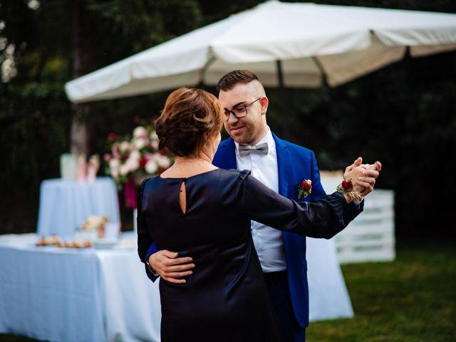 Il matrimonio di Mara e Alice a Rovellasca, Como 69