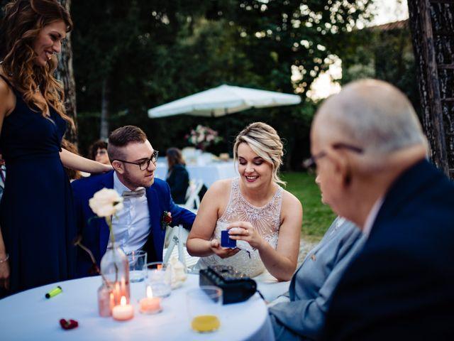 Il matrimonio di Mara e Alice a Rovellasca, Como 70