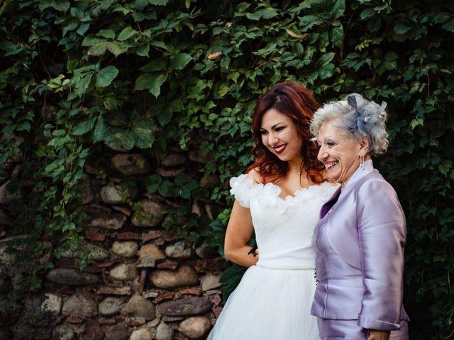 Il matrimonio di Mara e Alice a Rovellasca, Como 71