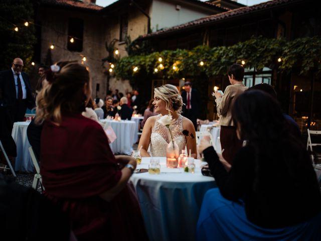 Il matrimonio di Mara e Alice a Rovellasca, Como 72
