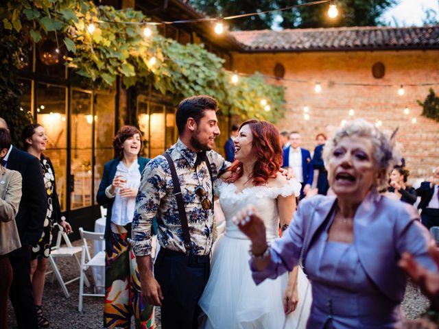 Il matrimonio di Mara e Alice a Rovellasca, Como 74