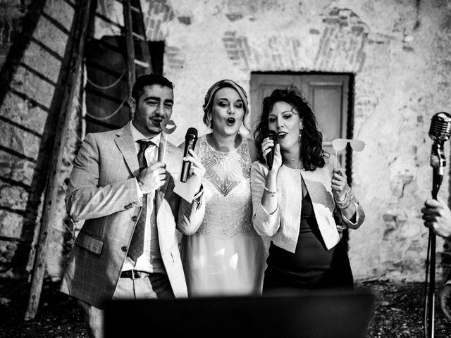 Il matrimonio di Mara e Alice a Rovellasca, Como 75