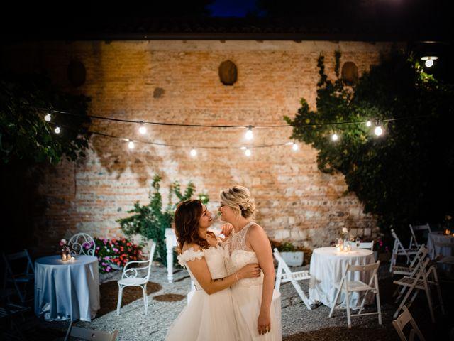 Il matrimonio di Mara e Alice a Rovellasca, Como 81