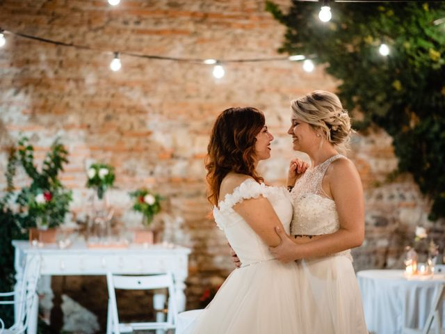 Il matrimonio di Mara e Alice a Rovellasca, Como 82