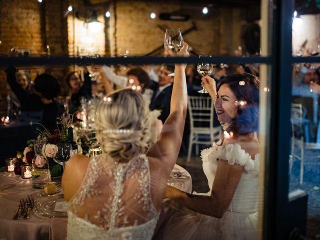 Il matrimonio di Mara e Alice a Rovellasca, Como 85