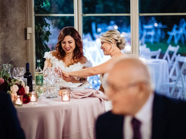 Il matrimonio di Mara e Alice a Rovellasca, Como 86