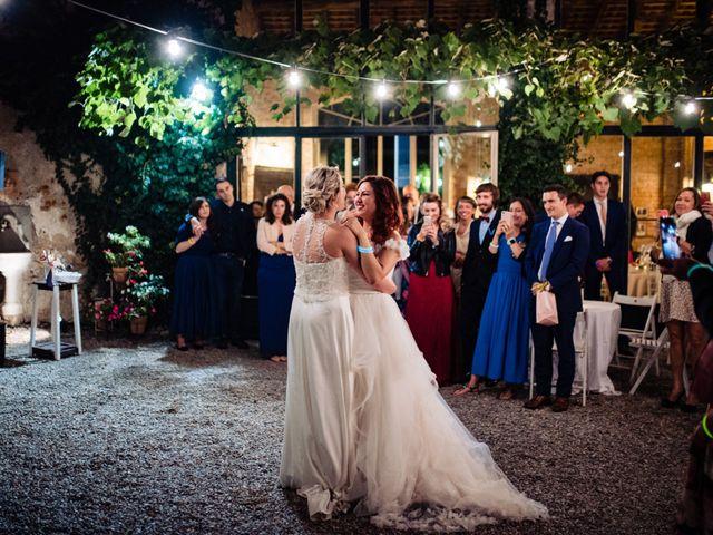 Il matrimonio di Mara e Alice a Rovellasca, Como 95