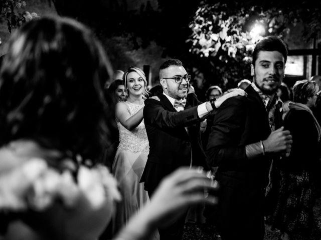 Il matrimonio di Mara e Alice a Rovellasca, Como 100