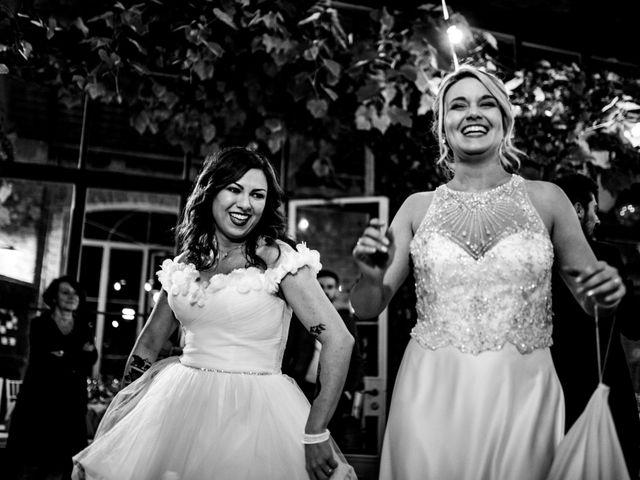 Il matrimonio di Mara e Alice a Rovellasca, Como 104