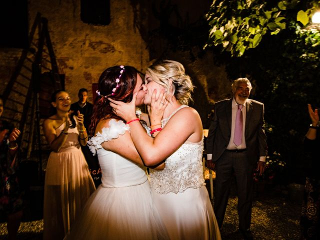 Il matrimonio di Mara e Alice a Rovellasca, Como 105