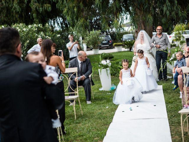 Il matrimonio di Massimo e Margherita a Sabaudia, Latina 9
