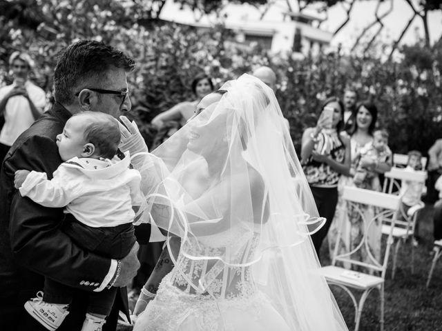 Il matrimonio di Massimo e Margherita a Sabaudia, Latina 10