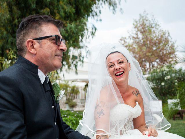 Il matrimonio di Massimo e Margherita a Sabaudia, Latina 12
