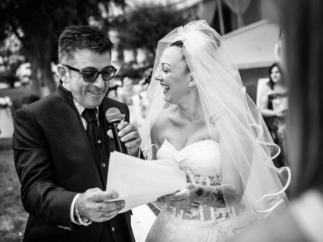 Il matrimonio di Massimo e Margherita a Sabaudia, Latina 13
