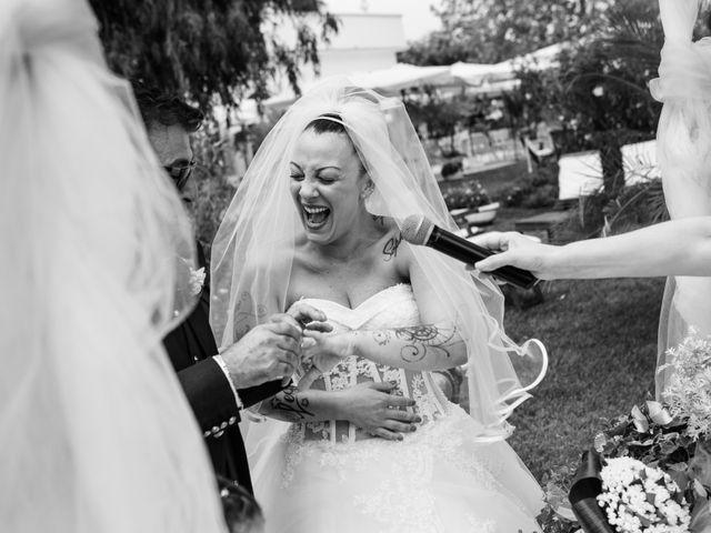 Il matrimonio di Massimo e Margherita a Sabaudia, Latina 14