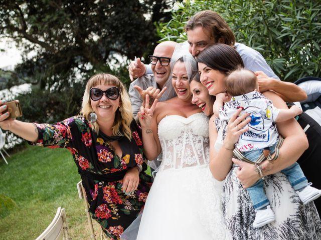 Il matrimonio di Massimo e Margherita a Sabaudia, Latina 16