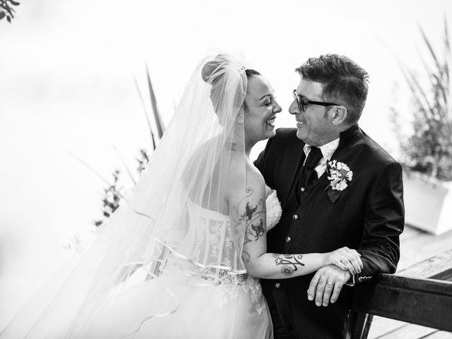 Il matrimonio di Massimo e Margherita a Sabaudia, Latina 17