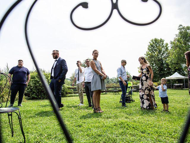 Il matrimonio di Thomas e Ilaria a Gaggiano, Milano 6