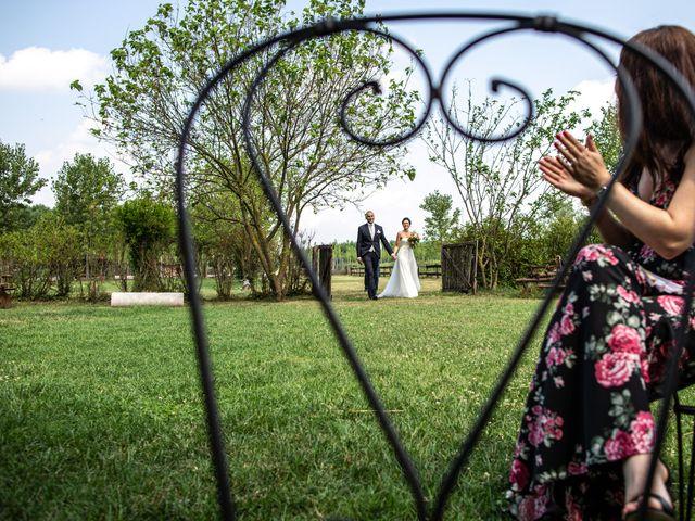 Il matrimonio di Thomas e Ilaria a Gaggiano, Milano 8