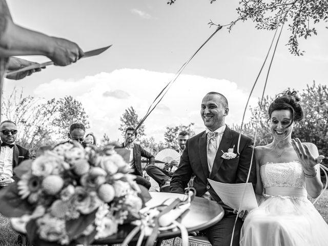 Il matrimonio di Thomas e Ilaria a Gaggiano, Milano 9