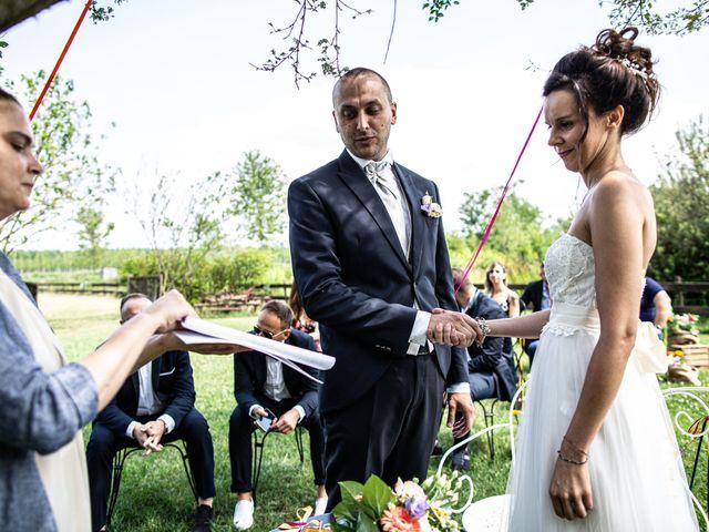 Il matrimonio di Thomas e Ilaria a Gaggiano, Milano 12
