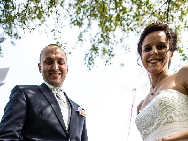 Il matrimonio di Thomas e Ilaria a Gaggiano, Milano 14