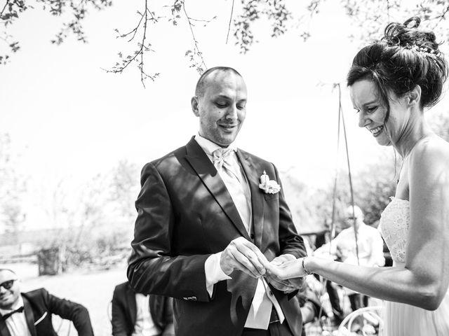 Il matrimonio di Thomas e Ilaria a Gaggiano, Milano 16