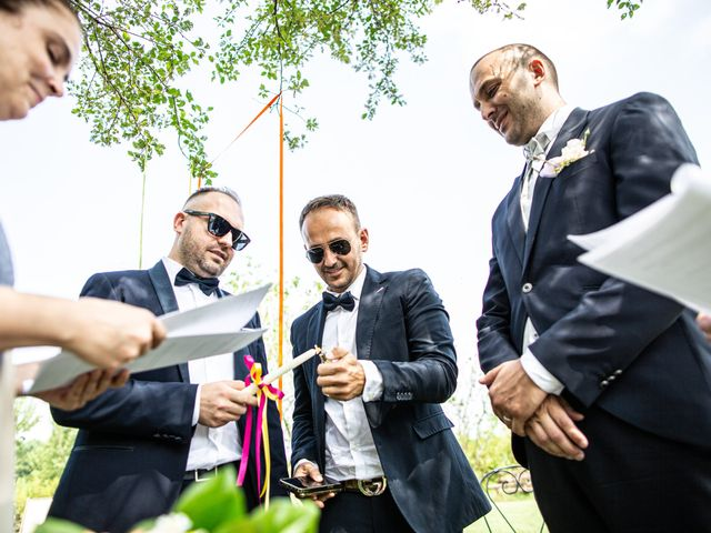Il matrimonio di Thomas e Ilaria a Gaggiano, Milano 18