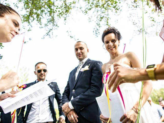 Il matrimonio di Thomas e Ilaria a Gaggiano, Milano 19