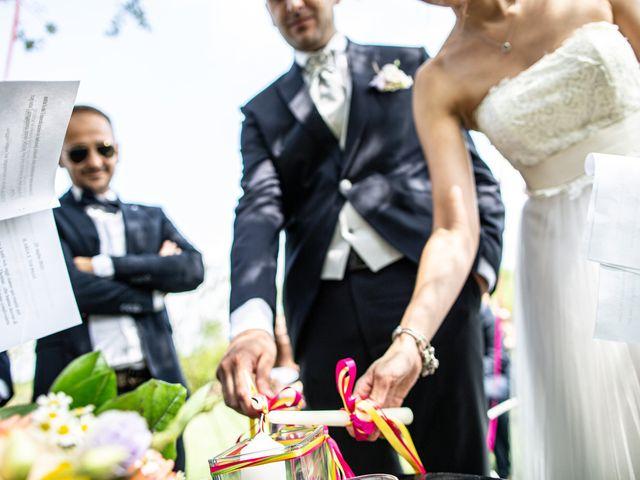 Il matrimonio di Thomas e Ilaria a Gaggiano, Milano 20