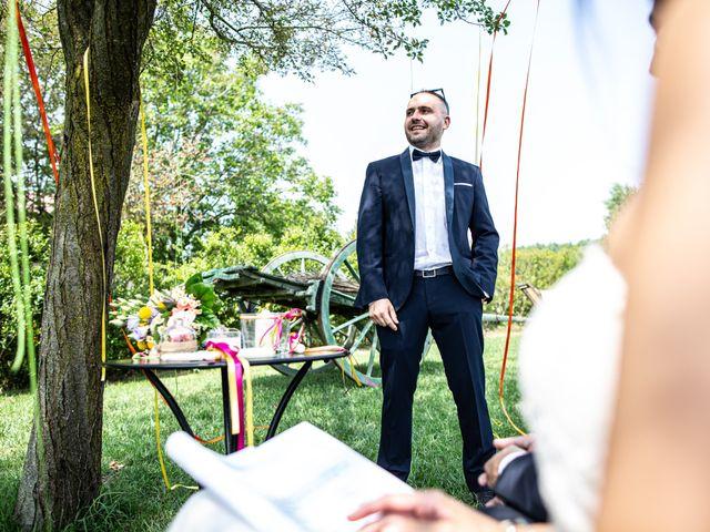 Il matrimonio di Thomas e Ilaria a Gaggiano, Milano 22