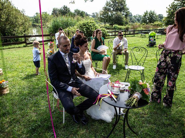 Il matrimonio di Thomas e Ilaria a Gaggiano, Milano 23