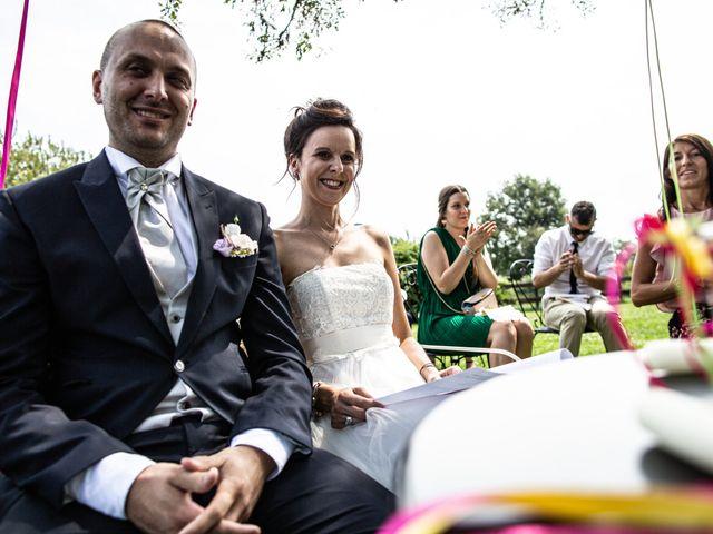 Il matrimonio di Thomas e Ilaria a Gaggiano, Milano 24