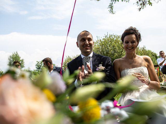 Il matrimonio di Thomas e Ilaria a Gaggiano, Milano 28