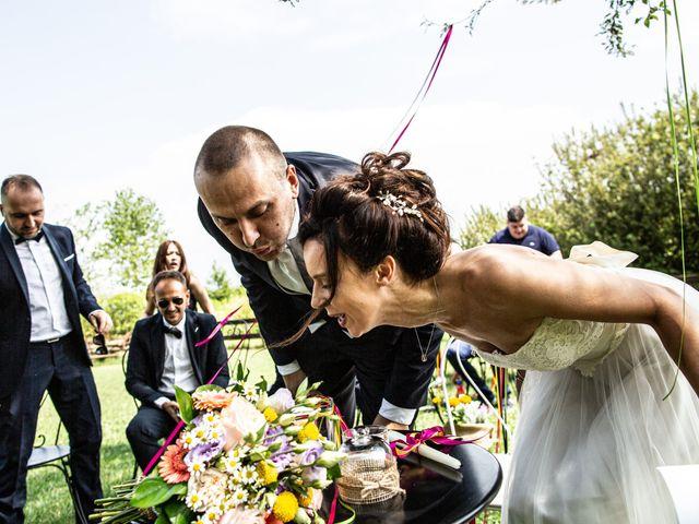 Il matrimonio di Thomas e Ilaria a Gaggiano, Milano 29